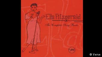 CD cover of The Complete Song Books by Ella Fitzgerald (Verve)