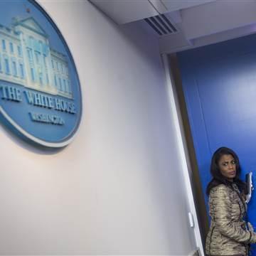 US-POLITICS-WHITE HOUSE-BRIEFING