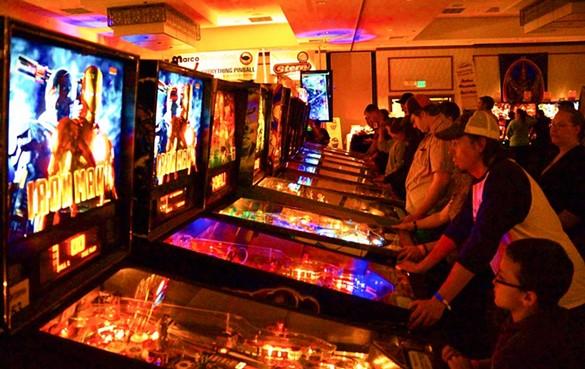 Rocky Mountain Pinball Showdown - COURTESY ROCKY MOUNTAIN PINBALL SHOWDOWN