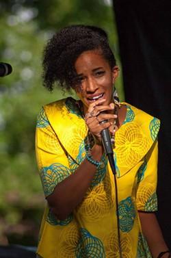Colorado Black Arts Festival - COURTESY COLORADO BLACK ARTS FESTIVAL