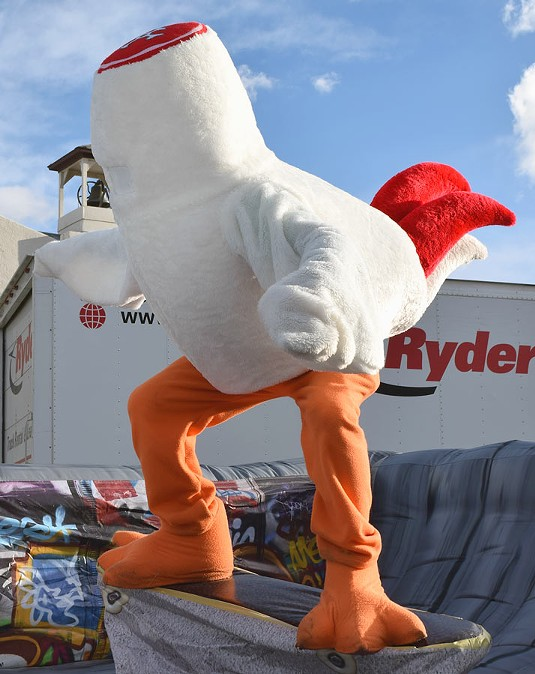 Mike the Headless Chicken Festival - COURTESY FRUITA