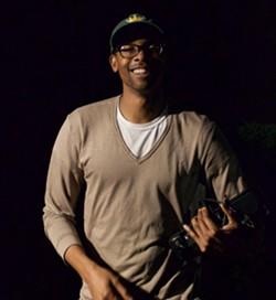 Ryanaustin Dennis, curator of The Black Aesthetic Film Series - HAYDEN BRITTON
