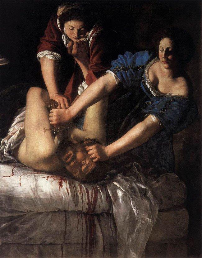 Judith Slaying Holofernes (1620)