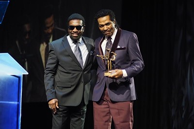 William Bell and Bobby Rush