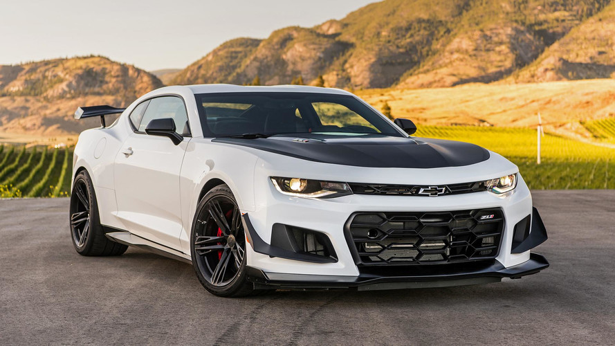 2018 Chevy Camaro Zl1 1le First Drive Best Of The Breed Black News