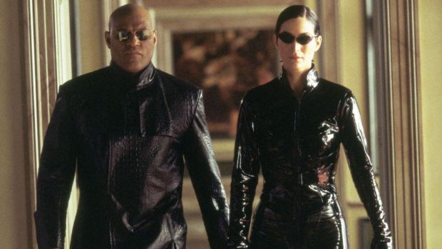 Morpheus and Trinity were two reasons to love The Matrix.