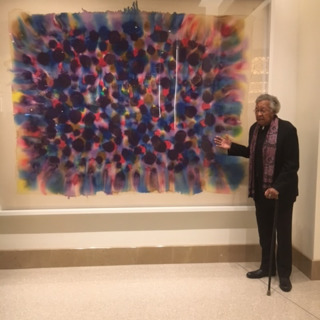 "Young with ""Spring Rain""(1970) at MGM National Harbor"""