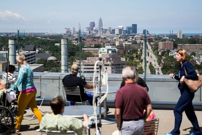 How The Cleveland Clinic Grows Healthier While Its
