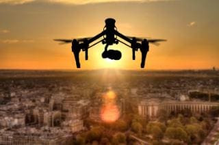 Drones are an issue – but they need not be