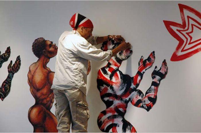 escambray today, ben jones, plastic art, us plastic artists, american plastic artists