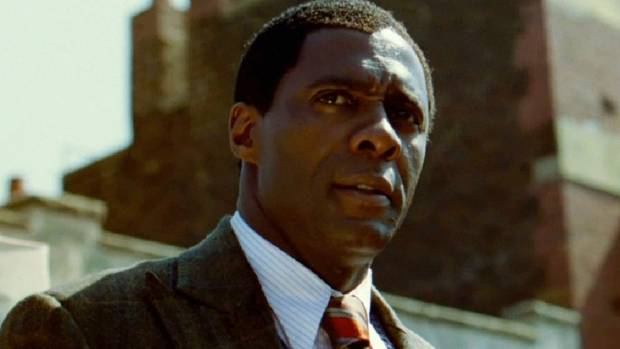 Idris Elba captured Nelson Mandela's strength and dignity on his Long Walk To Freedom