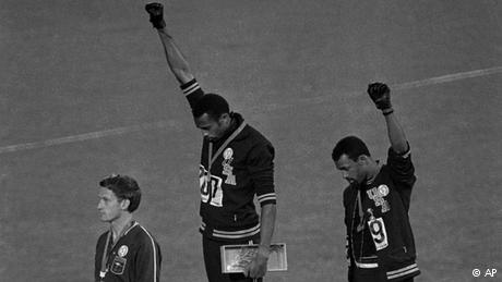 AP Iconic Images Olympische Spiele 1968 Black Power Geste (AP)