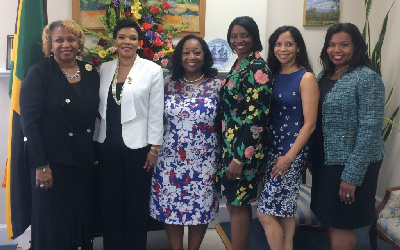 Members from The Links, Inc. return to Jamaica for Humanitarian Mission Trip