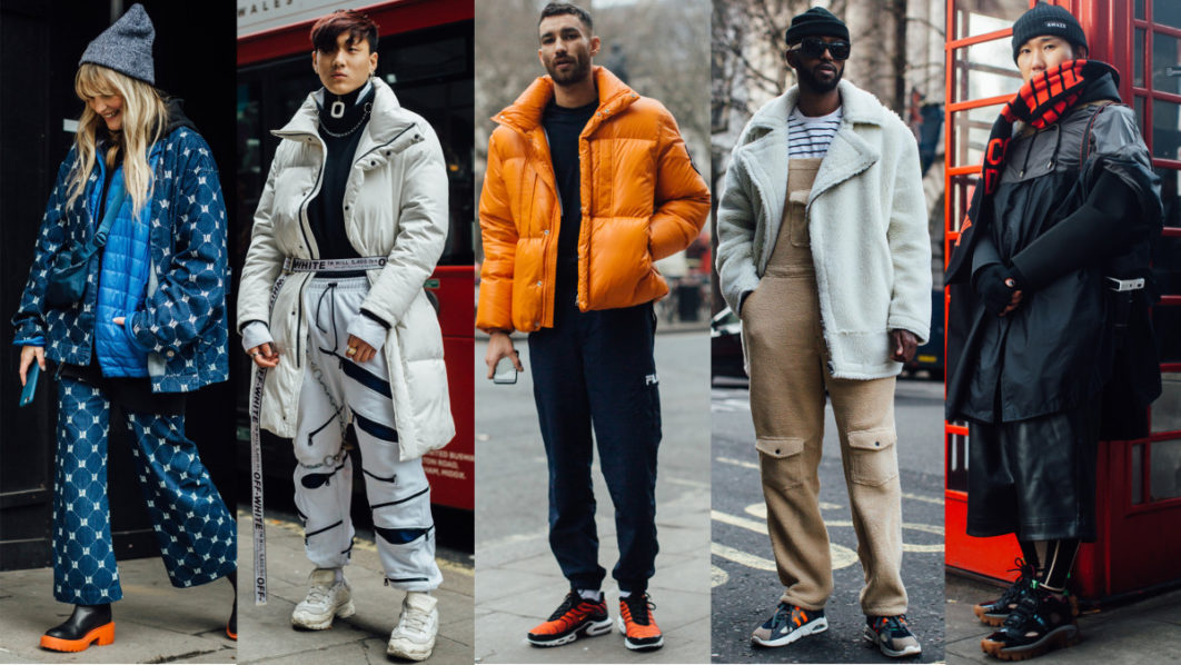 How To Dress For London Fashion Week Men