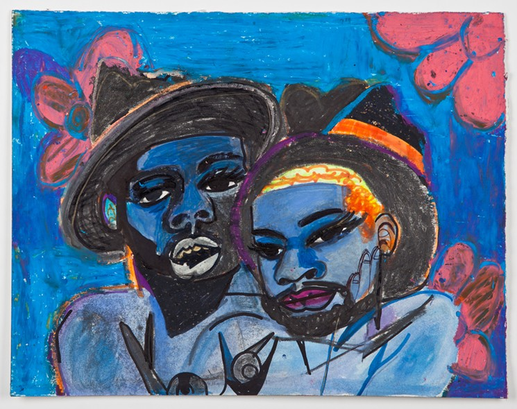 Gay Black Artist Jonathan Lyndon Chase Makes His Mark in the L.A. Art World