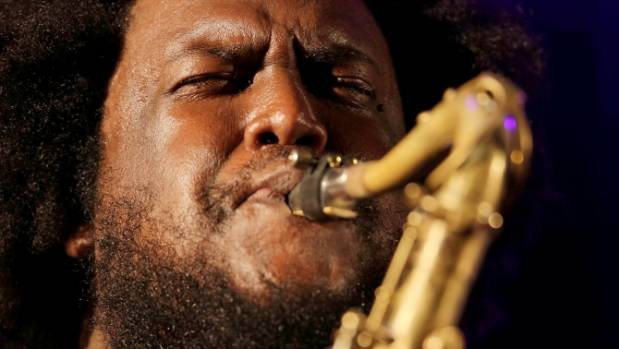 Kamasi Washington's new album, Heaven & Earth, is a whirlwind of sounds, styles and ideas.