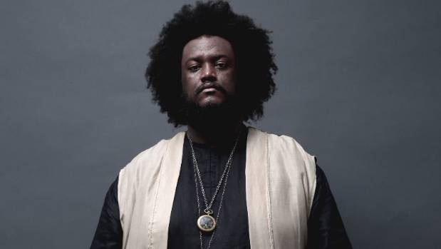 """As a musician, you sometimes have to deal with life's bigger issues,"" says Kamasi Washington."