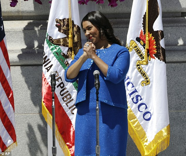 The other 45th: Head of the San Francisco chapter of the NAACP said the 45th president of the US has a lot to learn from San Francisco's 45th mayor