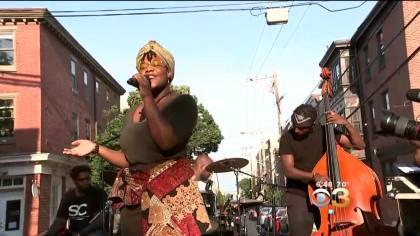 live music art sanctuary festival Art Sanctuary Celebrates 34th Anniversary With Black Arts Festival