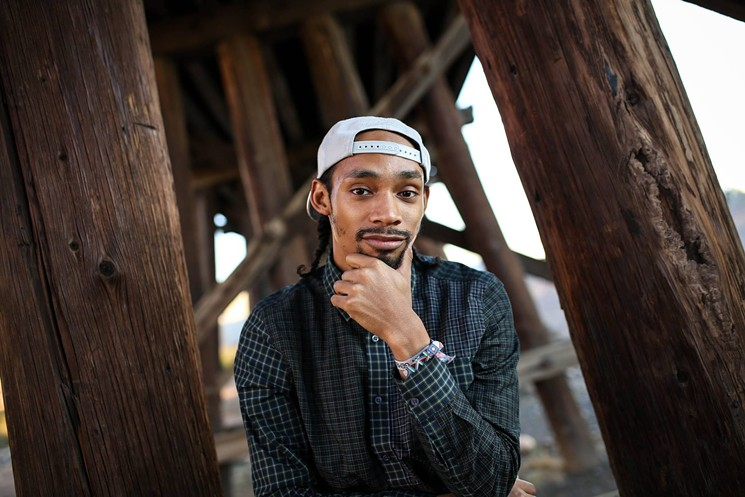 Anthony Kelly is creating work for the 2018 BlakTina Dance Festival in Phoenix.
