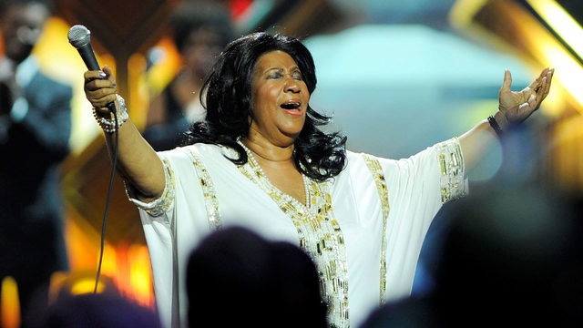 How Aretha Franklin blew open doors of Rock & Roll Hall of Fame