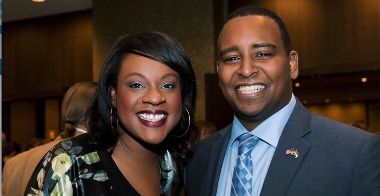 Joe Neguse and State Representative Leslie Herod both served in student government at the University of Colorado Boulder.