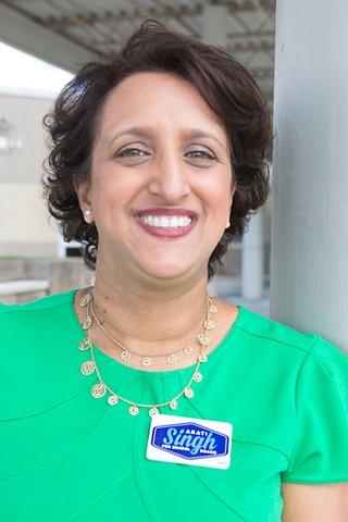 Arati Singh