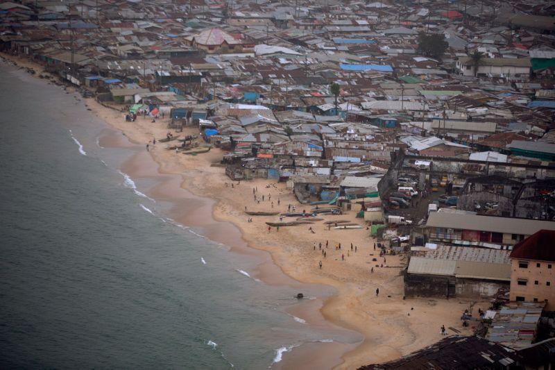 West Point, Monrovia Liberia.