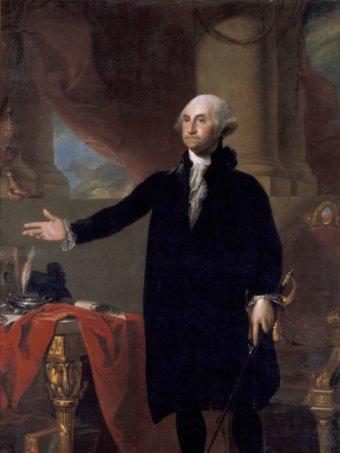 George Washington Gilbert