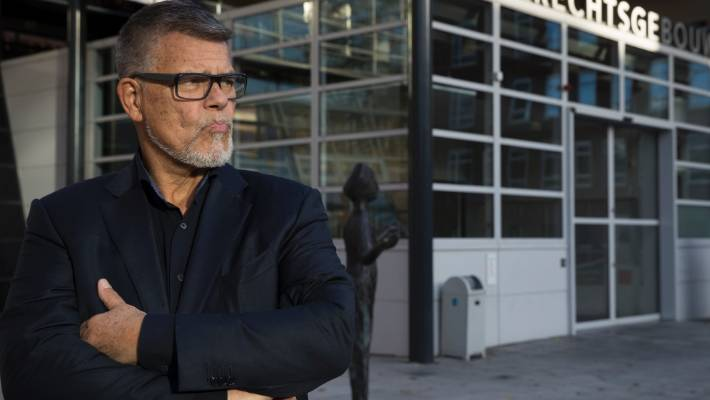 Self-styled Dutch positivity guru Emile Ratelband is 69 - going on 49? Time - and the courts - will tell.