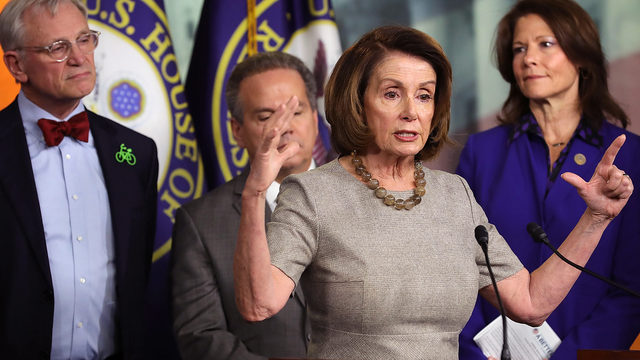 Pelosi confident about becoming speaker, as others seek leadership posts
