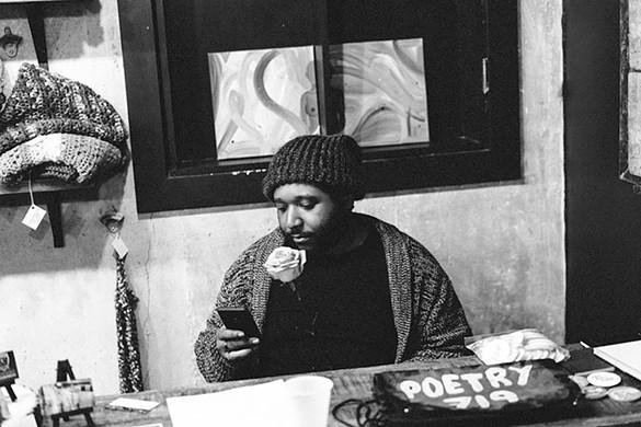 Black Art Matters Closing Reception, 6-10 p.m., The Gallery Below, 718B N. Weber St., $5, facebook.com/thegallerybelow. - NATHAN TONER PHOTOGRAPHY