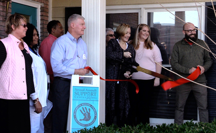 Sexual Assault Support Center opens new facility