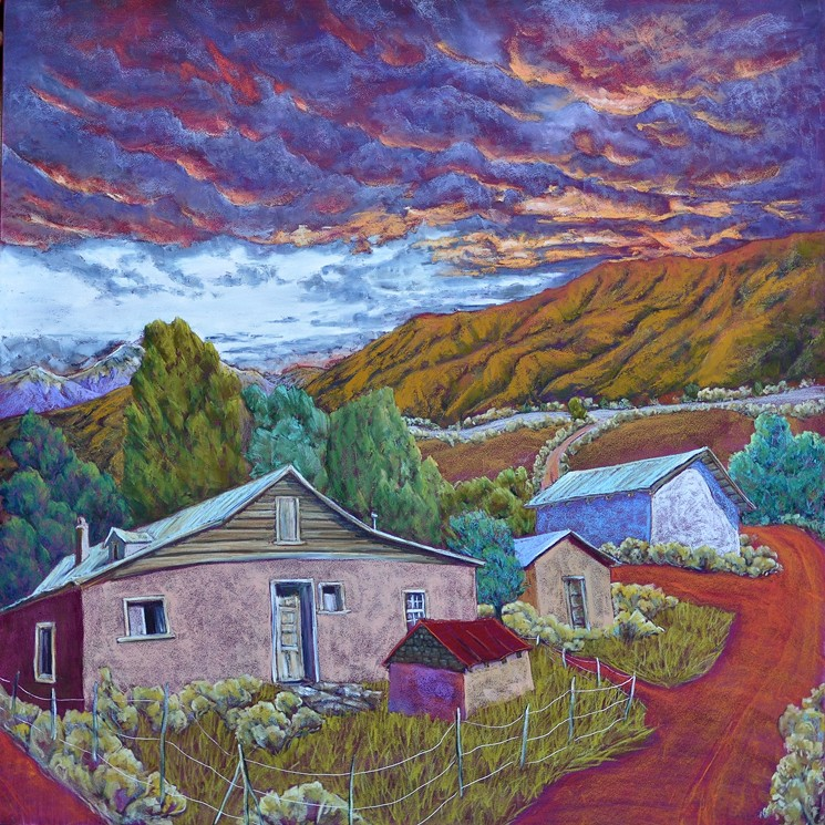 See work by 2019 Cherry Creek Arts Festival poster artist Jennifer Cavan, one of more than 250 juried art vendors being showcased 2019.