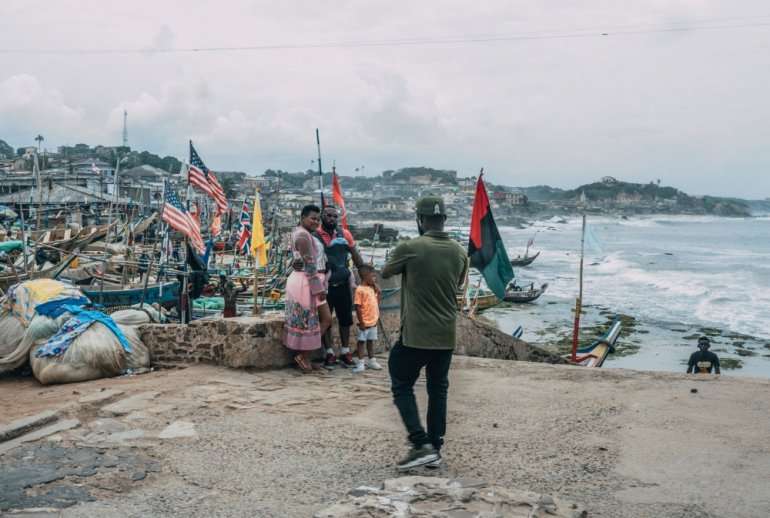 Ghana draws African-American tourists with 'Year of Return'