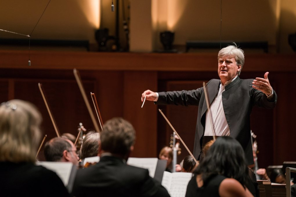 Seattle Symphony Music Director Thomas Dausgaard. (Brandon Patoc)