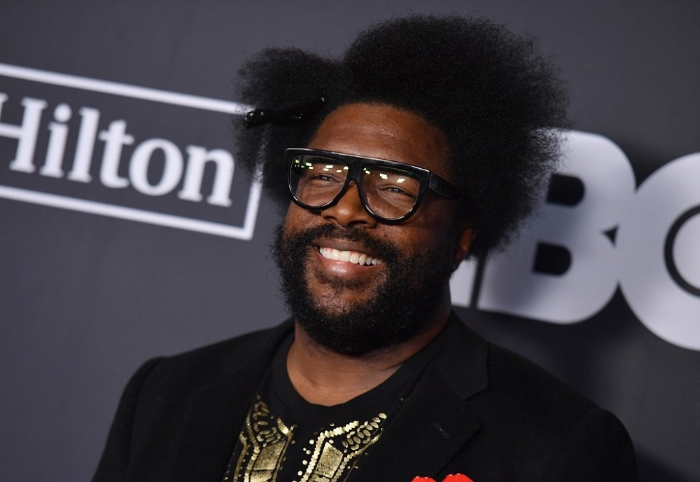 Questlove attends the 34th Annual Rock & Roll Hall of Fame Induction Ceremony at Barclay's Centre in New York March 29, 2019. ― AFP pic