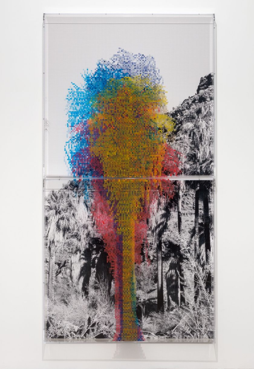 Charles Gaines at Hauser & Wirth