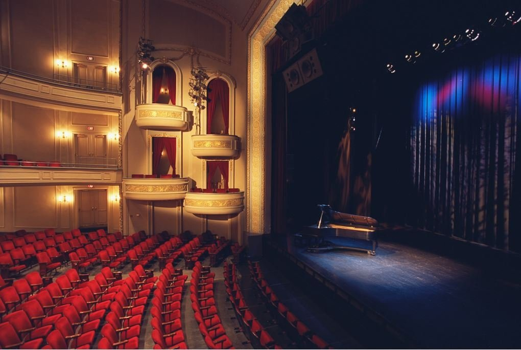 The Fitzgerald Theater, named after F. Scott Fitzgerald, is the oldest theater in Minnesota. (Courtesy Fitzgerald Theater)