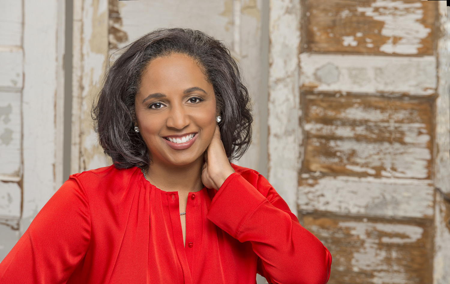 """Author and historian Daina Ramey Berry came to Pitt to discuss her new book, """"A Black Woman's History of the United States,"""" on Tuesday."""