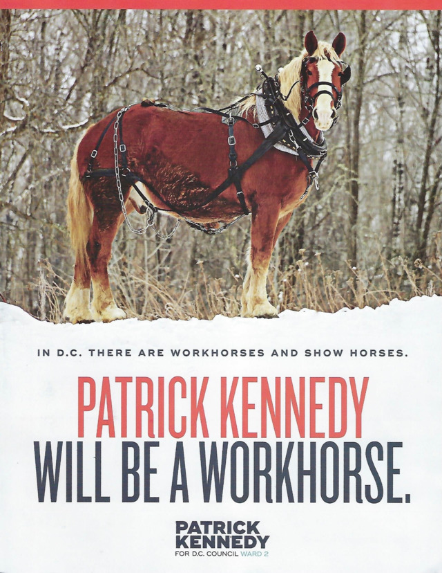 Kennedy clydesdale DFER