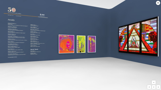 2020HU Art Faculty Exhibition59,Screenshot By Miriam Ahmed(1)