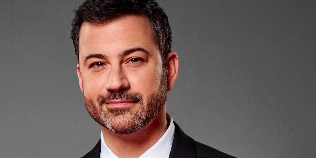 Jimmy Kimmel kicked off the opening of the 72nd Emmy Awards with an awkward opening speech before a fake audience.