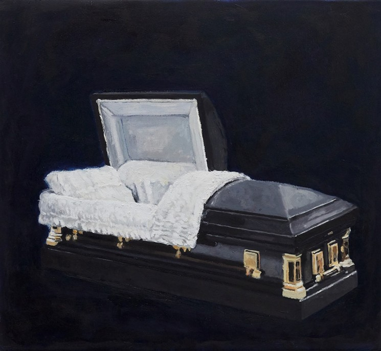Reginald O'Neal, My Little Brothers Casket