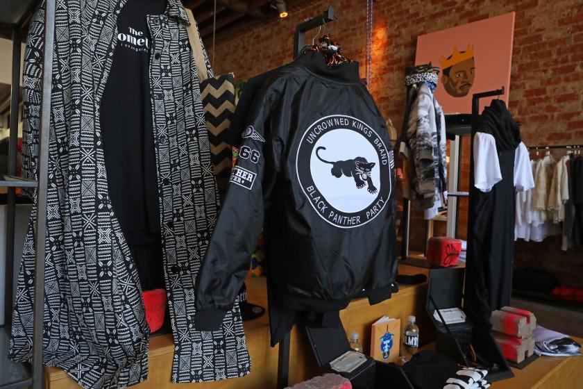 A merchandise display